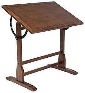Table A Dessin En Chene Studio Design Table A Dessin Table Architecte Design