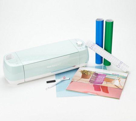 Cricut Mint Explore Air 2 Shimmer Bundle Cricut Explore Air Shimmer Paper Cricut