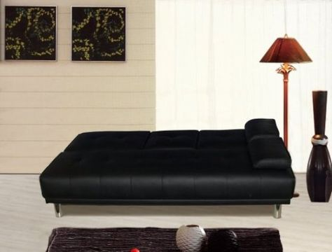 What About Trying A Click Clack Sofa Bed For Your Living Space