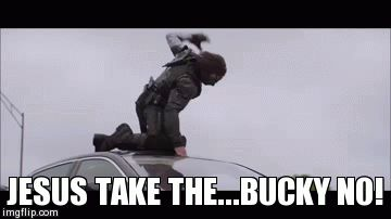 Buckyyyy!