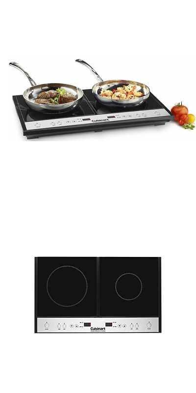 Burners And Hot Plates 177751 Cuisinart Double Induction Cooker