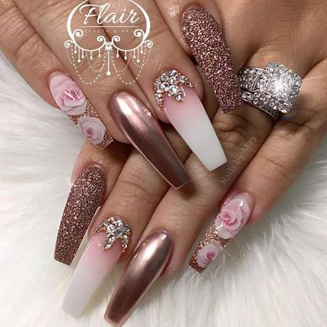 Beautiful Nail Designs To Finish Your Wardrobe – Your Beautiful Nails