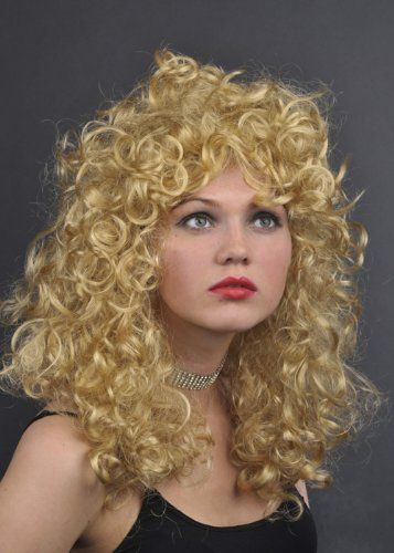 80s Male Rock Singer Blond Curly Hair Google Search Perucke Frisuren Perucken Grosse Frisuren