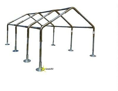 Odc 18x30 Canopy Fittings Kit 1 3 8 No Poles Legs Carport Boat Rv Garage Carport Canopy Carport Canopy