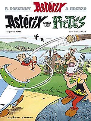 Asterix Asterix Chez Les Pictes N 35 Asterix French Edition Rene Goscinny Albert Urdezo 9782864972662 Amazon Com Gateway