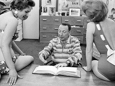 The History of the Bikini - 1946 engineer Louis Reard unveiled the modern bikini named after Bikini Atoll, an atomic-bomb testing site!