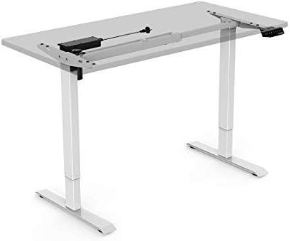 Amazon Com Flexispot E1w Height Adjustable Desk Frame Electric