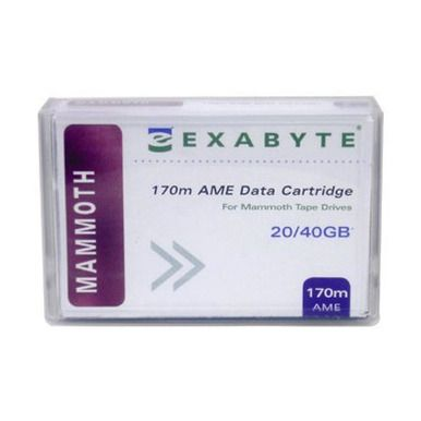 Exabyte 312629 Mammoth Ame 20 40gb Data Cartridge Is Used For