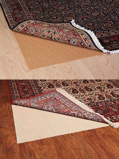 Rug Pads And Accessories 36956 Grip It Rug Stop 10 X 14 Non Slip Rug Pad R10x14 Buy It Now Only 35 25 On Ebay Rug Pad Rugs Area Rug Pad