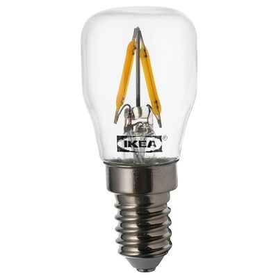 Ryet Led Bulb E26 470 Lumen Globe Clear Ikea In 2020 Led Light Bulb Led Bulb Led Signs