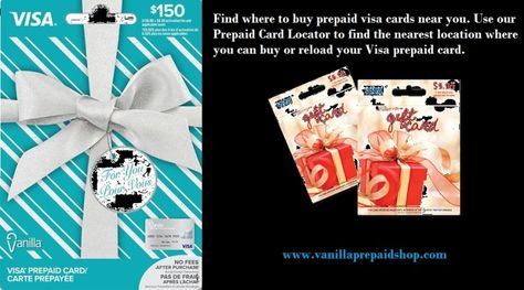 Carte De Credit Prepayee Vanilla.Prepaid Visa Gift Card Is Easy To Carry And Suitable To Use At