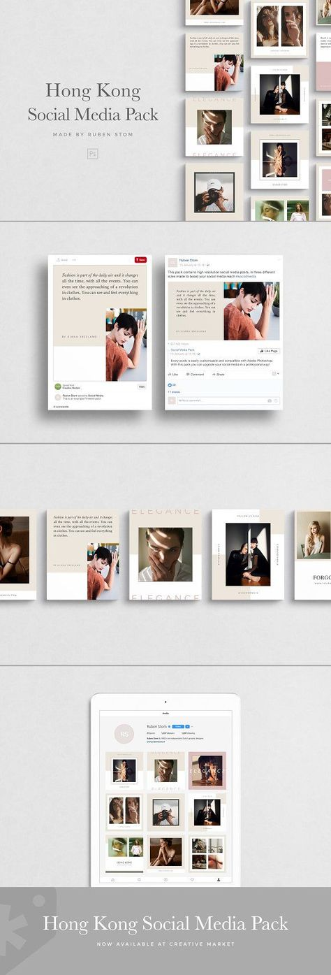 list of pinterest social media graphics templates pictures