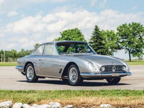 Maserati 5000 GT Coupé del 1964 attesa all'asta a Monterey | Maserati, Coupe, Monterey