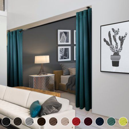 Premium Soft Touch Curtain Panel 180 Inch X 108 Inch 1 Panel