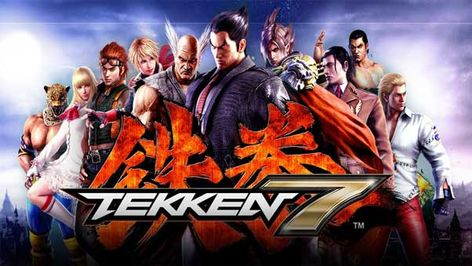 Tekken 7 will be released early 2017 for Xbox One, PS4, and PC.