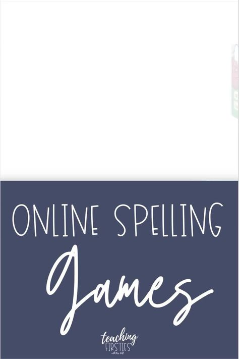 Online Spelling Games You Can Play Today