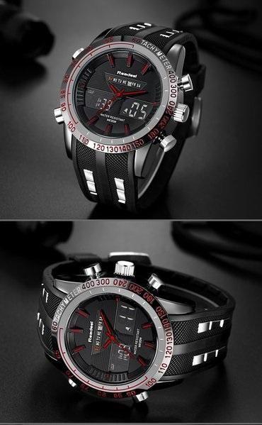 Best Luxury Brand Watches Men Sports Watches Waterproof Led Digital Quartz Men Military Wrist Watch Clock Mens Watches Leather Waterproof Watch Watches For Men