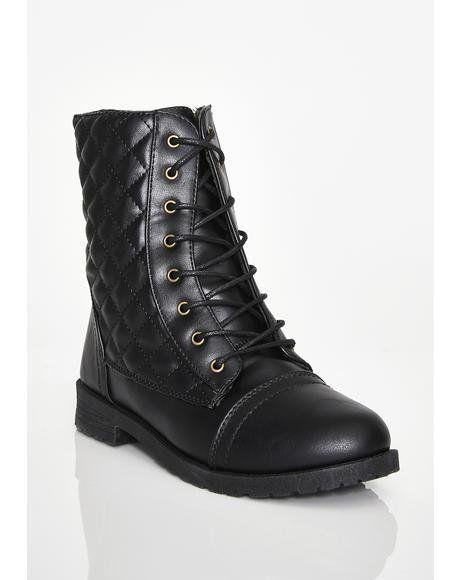 Terrarium Butterfly Boots