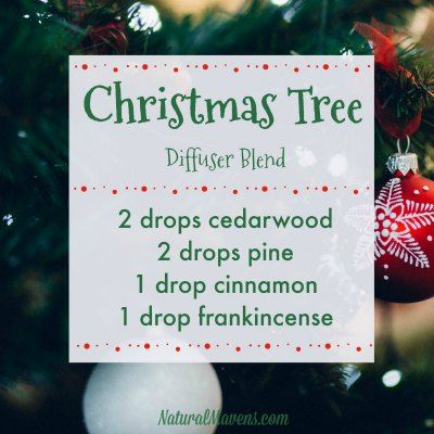 Christmas Tree Diffuser Blend Essential Oils Christmas Essential Oil Blends Christmas Diffuser Blends