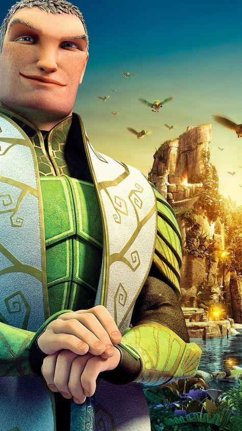 Secret of the Wings (2012) Phone Wallpaper   Moviemania