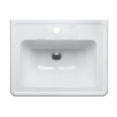 Catalano Canova Royal Series Ceramic 24 Wall Mount Bathroom Sink