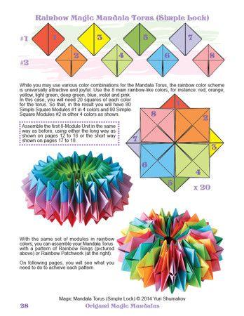 Origami Magic Mandalas Book Photo Gallery 1 Book Origami Paper Crafts Origami Origami Paper Art