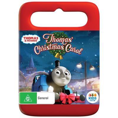 Thomas Friends Thomas Christmas Carol Christmas Carol Blu Ray Movies Dvd Blu Ray