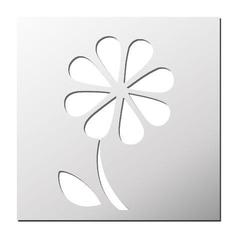 Tissu R/éutilisable Pochoir Fabriqu/é de Lavable Plastique Peinture Design sur Murs Bouddha Portrait Pochoir Peinture Pochoir pour Art Artisanat et D/écoration Meubles