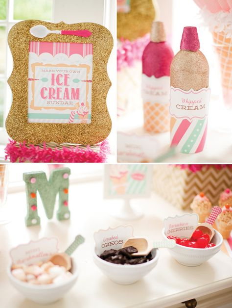 ice-cream-sundae-bar