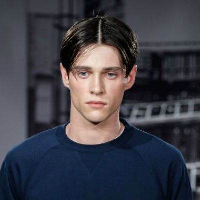 16+ Mens middle part ideas in 2021