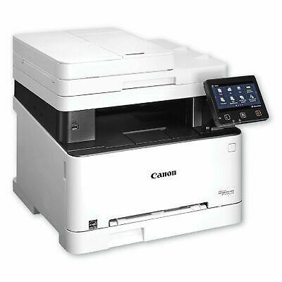Ebay Link Ad Brand New Canon Imageclass Mf644cdw Wireless Color All In One Printer White In 2020 Laser Printer Printer Mobile Solutions