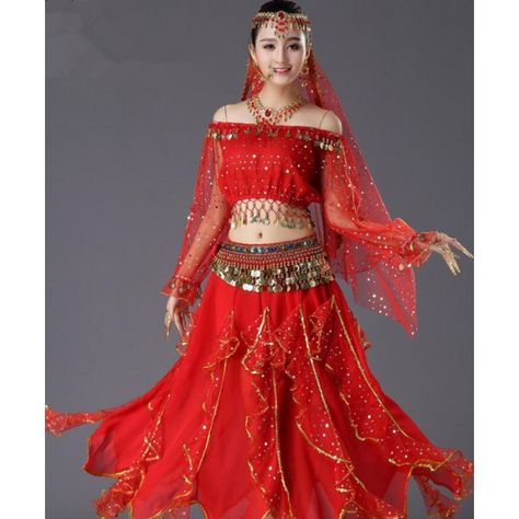 Stage Performance Oriental Belly Dancing Clothes Bellydance Costume Stage &  Dance Wear for Women