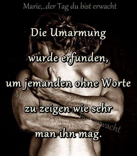 Eine Innige Umarmung sagt ja auch mehr als Tausend Worte!! #relationship