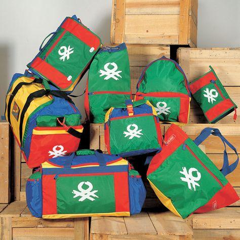 Benetton bags