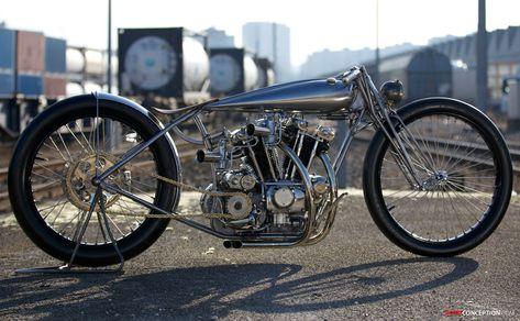 Custom Motorbike Designer Maxwell Hazan Exhibits at MB&F M.A.D. Gallery - AutoConception.com