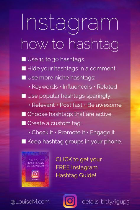 How to Use Hashtags on Instagram for Amazing Growth 2020