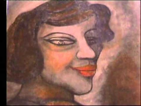 Original paintings by Aleister Crowley 4of4 - YouTube