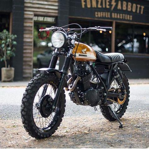 Bikespiration - Honda CB750