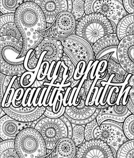 Drawing Ideas For Boyfriend Coloring Pages 52 Ideas Words Coloring Book Swear Word Coloring Book Cuss Words Coloring Book