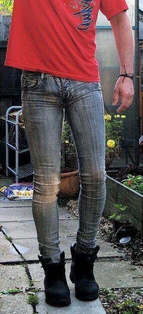Pin By Dave On Detail Men Super Skinny Jeans Men