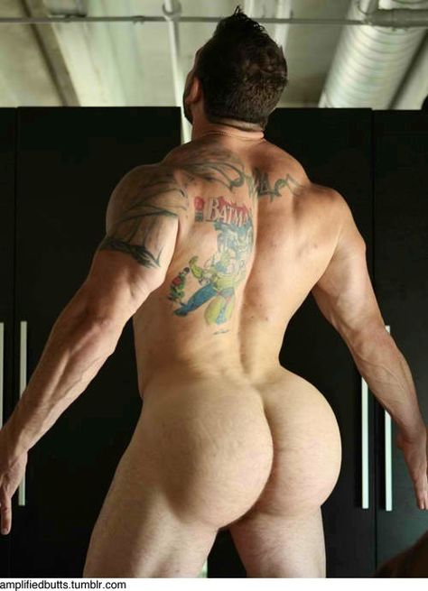 Men with big asses nude