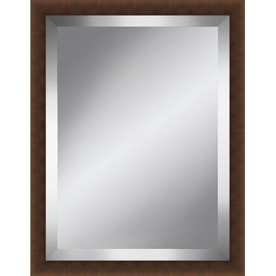 Winston Porter Arabel Beveled Plate Accent Mirror Elegant Mirrors Accent Mirrors Mirror