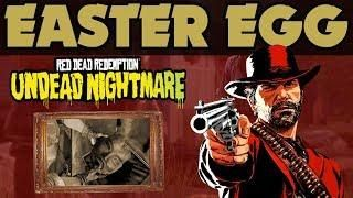 Red Dead Redemption 2 Undead Nightmares Easter Egg Best One