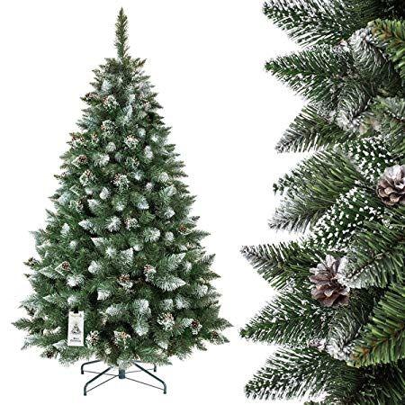 Alnwick Tannenbaum.La Top 9 Albero Natale Innevato 120 Prezzi Migliori Nel 2018