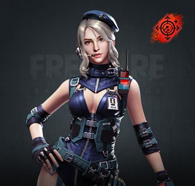 Garena Free Fire Best Survival Battle Royale On Mobile In 2020 Free Avatars Fire Image Character