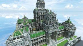 マインクラフトの絶対に見ておくべきすごい建築物・建造物 24選