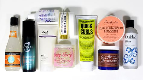 Shea Moisture's Curl Enhancing Smoothie is the ish. || Top 10 Curl-Defining Hair Products