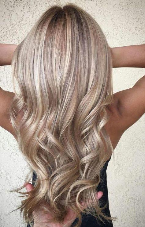 60 Inspiring Ideas For Blonde Hair With Highlights – BelleTag - https://www.belletag.com/