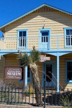Western Hotel Museum Haunted Usa California Pinterest Lancaster Westernuseums