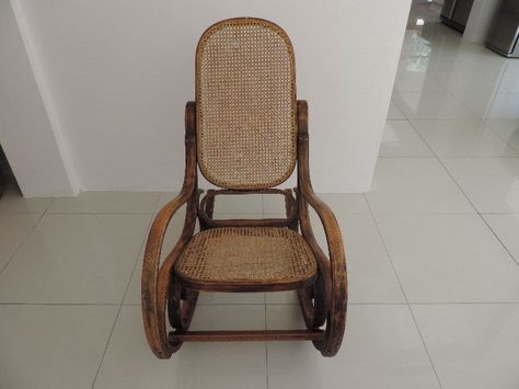 Antique Brentwood Rocking Chair
